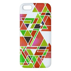 Trianglez Iphone 5s Premium Hardshell Case by ILANA