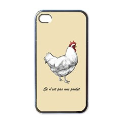 It s a rooster. Apple iPhone 4 Case (Black) by Contest1632283