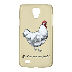 It s A Rooster  Samsung Galaxy S4 Active (i9295) Hardshell Case by Contest1632283