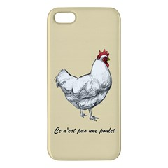 It s A Rooster  Iphone 5s Premium Hardshell Case
