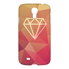 Diamond Samsung Galaxy S4 I9500/i9505 Hardshell Case by Contest1701949