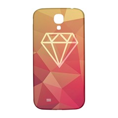 Diamond Samsung Galaxy S4 I9500/i9505  Hardshell Back Case by Contest1701949