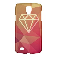 Diamond Samsung Galaxy S4 Active (i9295) Hardshell Case by Contest1701949
