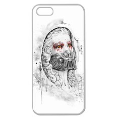 Apocalypse Apple Seamless Iphone 5 Case (clear) by Contest1731890