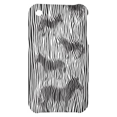 Where s the zebra? Apple iPhone 3G/3GS Hardshell Case by Contest1736674