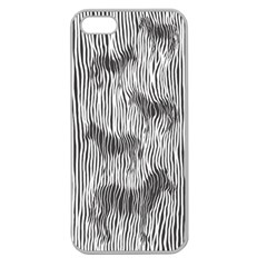 Where s The Zebra? Apple Seamless Iphone 5 Case (clear) by Contest1736674
