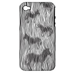 Where s The Zebra? Apple Iphone 4/4s Hardshell Case (pc+silicone) by Contest1736674