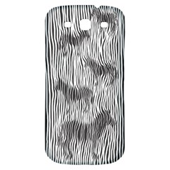 Where s The Zebra? Samsung Galaxy S3 S Iii Classic Hardshell Back Case