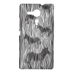 Where s the zebra? Sony Xperia Sp M35H Hardshell Case by Contest1736674