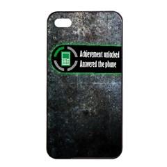 Achievement Unlocked Apple Iphone 4/4s Seamless Case (black)
