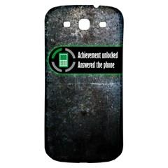 Achievement Unlocked Samsung Galaxy S3 S Iii Classic Hardshell Back Case