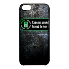 Achievement Unlocked Apple Iphone 5c Hardshell Case by Contest1775858