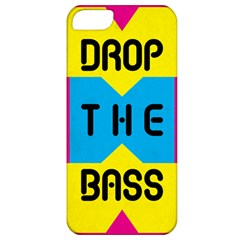 Drop The Bass Apple Iphone 5 Classic Hardshell Case by Contest1775858