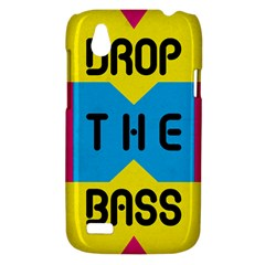 DROP THE BASS HTC T328W (Desire V) Case by Contest1775858
