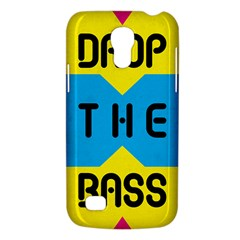Drop The Bass Samsung Galaxy S4 Mini Hardshell Case  by Contest1775858