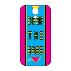 Bass Dropping Samsung Galaxy S4 I9500/i9505  Hardshell Back Case