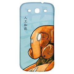 Robot Dreamer Samsung Galaxy S3 S Iii Classic Hardshell Back Case by Contest1780262