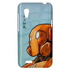 Robot Dreamer HTC Desire VT T328T Hardshell Case by Contest1780262