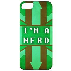 I m A Nerd Apple Iphone 5 Classic Hardshell Case