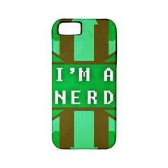 I m A Nerd Apple Iphone 5 Classic Hardshell Case (pc+silicone)