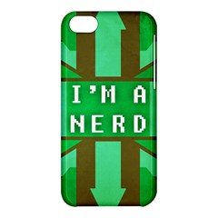 I m A Nerd Apple Iphone 5c Hardshell Case