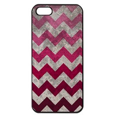 Chevron  Apple Iphone 5 Seamless Case (black)