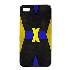 X Phone Apple Iphone 4/4s Seamless Case (black)