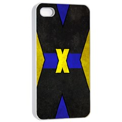 X Phone Apple Iphone 4/4s Seamless Case (white)