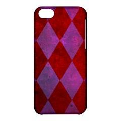 Diamond Tiles Apple Iphone 5c Hardshell Case by Contest1775858