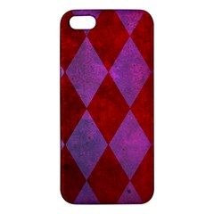 Diamond Tiles Iphone 5s Premium Hardshell Case