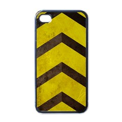 Caution Apple iPhone 4 Case (Black) by Contest1775858
