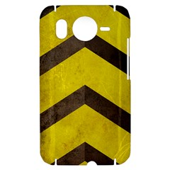 Caution HTC Desire HD Hardshell Case  by Contest1775858