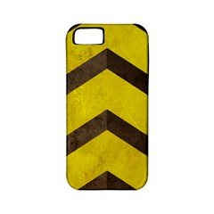 Caution Apple Iphone 5 Classic Hardshell Case (pc+silicone) by Contest1775858
