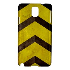 Caution Samsung Galaxy Note 3 N9005 Hardshell Case by Contest1775858