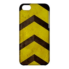 Caution Apple Iphone 5c Hardshell Case