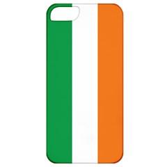 Irish Flag Apple Iphone 5 Classic Hardshell Case