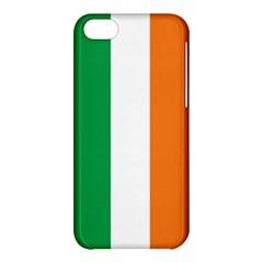 Irish Flag Apple Iphone 5c Hardshell Case