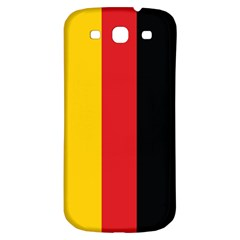 German Flag Samsung Galaxy S3 S Iii Classic Hardshell Back Case