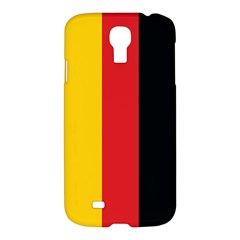 German Flag Samsung Galaxy S4 I9500/i9505 Hardshell Case