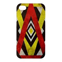 Sharp Edges Apple Iphone 4/4s Hardshell Case by Contest1775858