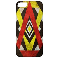 Sharp Edges Apple Iphone 5 Classic Hardshell Case by Contest1775858
