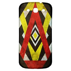 Sharp Edges Samsung Galaxy S3 S Iii Classic Hardshell Back Case by Contest1775858