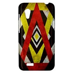 Sharp Edges HTC Desire VT T328T Hardshell Case by Contest1775858