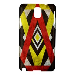 Sharp Edges Samsung Galaxy Note 3 N9005 Hardshell Case by Contest1775858