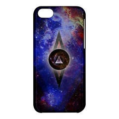 Infinite Space Apple Iphone 5c Hardshell Case by Contest1775858