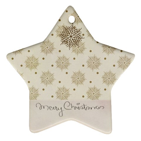 Ornament By Deca   Ornament (star)   Fhy7g0gzyfod   Www Artscow Com Front