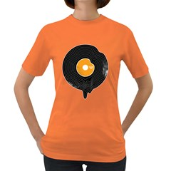 Melting Song Womens' T-shirt (Colored) by Contest1771529