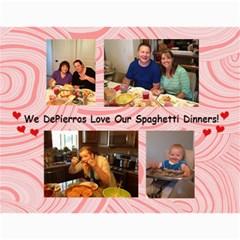Depierro Reunion Calendar 2014 By Debbie   Wall Calendar 11  X 8 5  (12 Months)   Hwpa1n19ycrp   Www Artscow Com Month