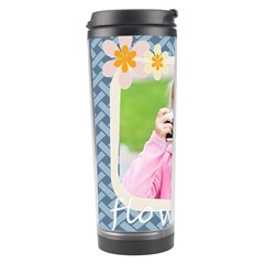 Merry Christmas By Joely   Travel Tumbler   Bcyqknoxqszm   Www Artscow Com Left
