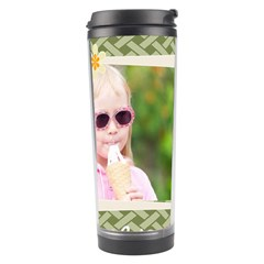 Flower Of Kids By Joely   Travel Tumbler   Yjxdlk2g4aoa   Www Artscow Com Center